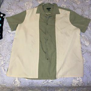 Button up shirt size XL